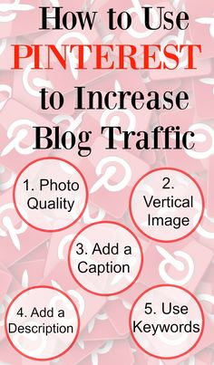 Learn how you can optimize your Pinterest photos to get more repins and bring traffic to your blog.