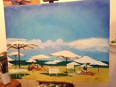 Lignano, Italia: 2014 Fine Art, Painting, Italia, Painting Art, Paintings, Painted Canvas, Drawings, Visual Arts