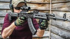 Destructive Devices builds Magpul-upgraded AKs right here in the US.