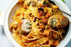 Mafaldine alle ciociara | Cooking Italy