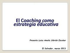 El coaching como estrategia educativa es dirigida a docentes universitarios para fortalecer sus competencias en el acompañamiento de sus estudiantes,