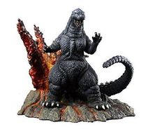 Toynami Godzilla 1989 Limited Edition Statue-Polystone Resin Collectible