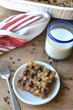 Trailside Treat Baked Oatmeal