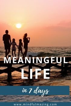 One of the biggest struggles of modern life is the search for meaning and purpose. Do you want to learn how to create a meaningful life and make it amazing too? What Can I Do, I Can, Mindfulness For Kids, Life Questions, What's The Point, Life Problems, Chase Your Dreams, Relaxation Techniques, Live In The Present