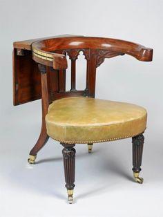 19th C. Antique CLAW FOOT HIGH BACK ADJUSTABLE PIANO ORGAN ...