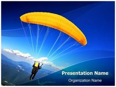 Paragliding Powerpoint Template is one of the best PowerPoint templates by EditableTemplates.com. #EditableTemplates #PowerPoint