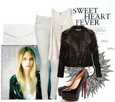 """""""Untitled #298"""" by rebecca-andreea ❤ liked on Polyvore"""