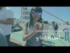 Carmen Celdrán y la Felicidad en la Costa Cálida. Región de Murcia #ComunidadDeLaSonrisa - YouTube
