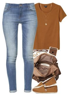 """✊✌"" by daisym0nste ❤ liked on Polyvore featuring Monki, Apt. 9, Friis & Company, Zara, TOMS, women's clothing, women's fashion, women, female and woman"