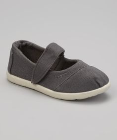 Look at this Gray Aaron Mary Jane on #zulily today!