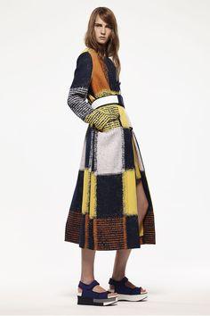 Marni défilés croisière 2015 #mode #fashion