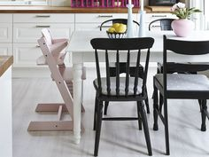 Blog Deco, Wishbone Chair, Decoration, Dining Table, Furniture, Home Decor, Bella, Style, Color Coordination