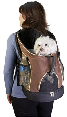Easy Access Zippered Top and Bottom Backpack Pet Carrier with Mesh Windows Pet Zone http://www.amazon.com/dp/B00VXF52UO/ref=cm_sw_r_pi_dp_rsrNwb13XDCJR