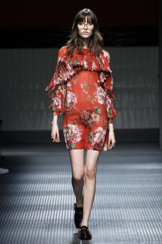 Parallel Universe: Gucci's Must-Own Dress For Fall | The Zoe Report