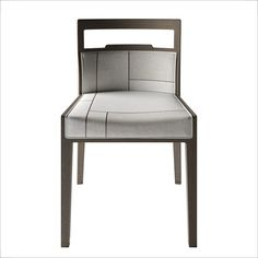 MERA side chair special upholstery mondrian