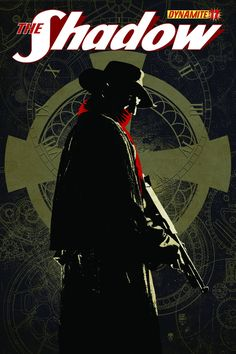 The Shadow #17 (Exclusive Subscription Variant) #Dynamite #TheShadow (Cover Artist: Tim Bradstreet) On Sale: 9/11/2013