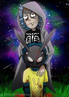 Rick and Morty • Donnie Darko