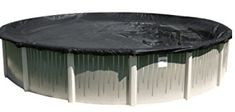Buffalo Blizzard Round Winter Cover for Above-Ground Swimming Pools (Deluxe Plus) Oval Above Ground Pools, Above Ground Pool Cover, Above Ground Swimming Pools, In Ground Pools, Buy A Pool, Wave Pool, Pool Sizes, Intex Pool, Look Good Feel Good