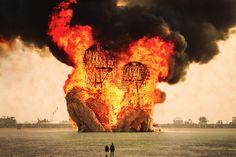 Victor Habchy Festival Burning Man fotografias 22