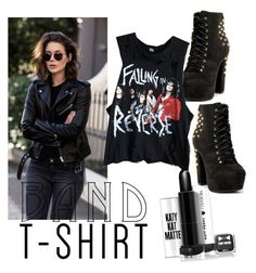 """""""Untitled #92"""" by kameliam on Polyvore featuring bandtshirt and bandtee"""