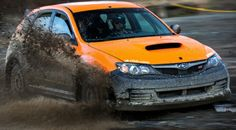 I want to go to DirtFish rally school