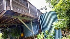 Can a Rain Barrel in Every House Help Ease the Water Crisis?