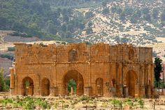 Batna ruines