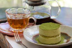あさみや茶スイーツ「抹茶ティラミス」  #朝宮茶  #山本園  #WITHTEA  #Japan #Tea #Asamiya #Sweets