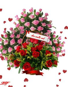 8 Martie, Floral Wreath, Happy Birthday, Frame, Facebook, Videos, Italia, Happy Brithday, Picture Frame
