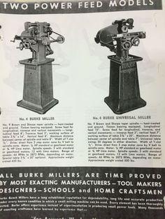 BURKE-4-HORIZONTAL-MILLING-MACHINE-EXCELLENT-CONDITION