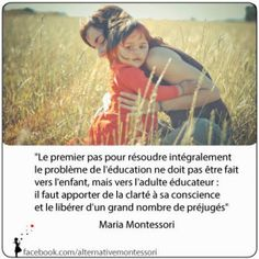 Source photo : http://alternativemontessori.blogspot.fr/2013/05/citation-maria-montessori.html