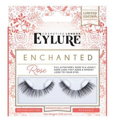 60b07be5bc0 Elegant Touch Eylure Enchanted Strip Lashes, Rose