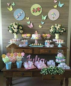 WEBSTA @ piradaemfesta - Que delicadeza! Um lindo jardim de borboletas... Vimos no IG @catalogodeideias -  Decoração de maternidade Jardim das borboletas @julianawettersdecor#catalogodeideias #maternidade#decoracaoinfantil #festalinda #jardimdasborboletas #jardimencantado #Regrann
