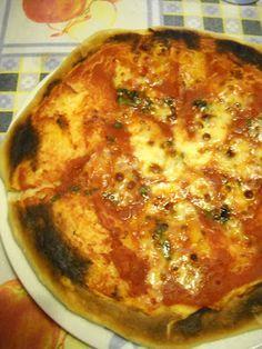 L'angolo della casalinga, ricette veloci e facili: Pizza al microonde