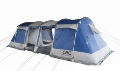 Amazon.com: The Camping Equipment Company Capricorn 8 Person Family Camping Dome Tent: Sports & Outdoors
