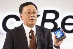 Ingresará por México. John Chen, presidente de BlackBerry. México será el primer punto de Hispanoamérica al que llegará el BlackBerry Passport, lo que se espera ocurra en diciembre.