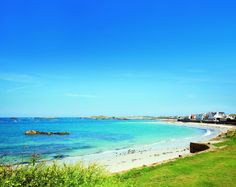 Guernsey pictures: Check out Tripadvisor members' candid photos and videos of landmarks, hotels, and attractions in Guernsey. Guernsey Channel Islands, Belle Photo, Places Ive Been, Trip Advisor, To Go, Vacation, Photo And Video, Beach, Water