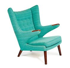 "Hans J. Wegner ""Papa"" chair for HP Stolen 1951-53"