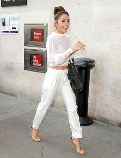 All white Vanessa