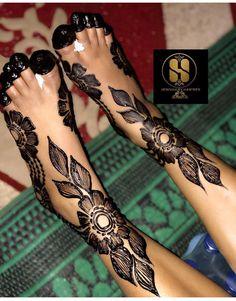 Mehndi Designs Feet, Legs Mehndi Design, Mehndi Design Images, Henna Tattoo Designs, Mehandi Designs, Leg Mehndi, Henna Mehndi, Mehendi, Hand Henna