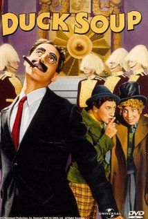 Depression Era political satire + classic Marx Bros mayhem = anarchy on film!
