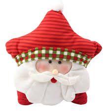 Imagem relacionada Christmas Fabric, Christmas Pillow, Christmas 2016, Christmas Tree Ornaments, Christmas Stockings, Christmas Crafts, Merry Christmas, Christmas Decorations, Handmade Ornaments