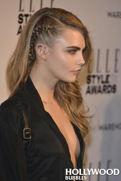 side half braid curly hair - Google pretraživanje