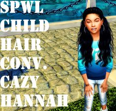Sims 4 CC's - The Best: Hair for Child by sheplayswithlifeee