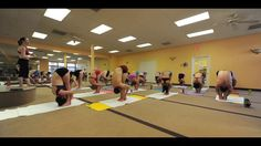 http://www.facebook.com/BikramYogaVABeach  This is a stop motion video of a 90 min beginners Bikram Hot Yoga class.  A special thank you goes out to the awesome yogi's at the Bikram Yoga Richmond studios!Music by Broke for Free