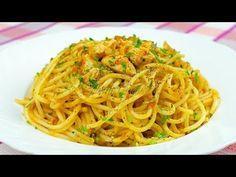 Reteta Paste cu pui si sos de rosii - JamilaCuisine - YouTube Pizza Lasagna, Linguine, Penne, Pasta Salad, Healthy Life, Chicken Recipes, Recipies, Food And Drink, Cooking Recipes