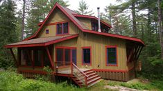 This new cabin, nestled near the edge of the Boundary Waters Canoe Area, provides the centerpiece for a family of old buildings on the site. An existing bunkhouse, sauna, garage and other outbuildings were incomplete without a main house at which to gather. This latest addition to the site, with plenty of sleeping space, has...