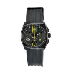 Luminox Men's 1141 Quartz Stainless Steel Metallic Grey Dial Watch Luminox. $999.95. Chronograph watc. Sapphire crystal. Quartz movement. Water-resistant to 100 M (330 feet). Case diameter: 44.5 mm