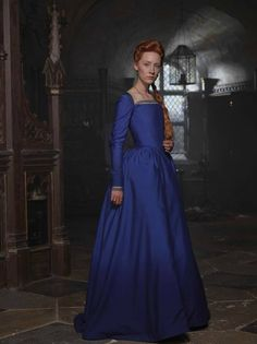 Saoirse Ronan in the upcoming Mary Queen of Scots