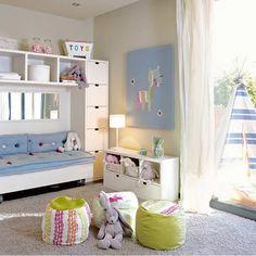 6 habitacions infantils amb mobles a mida